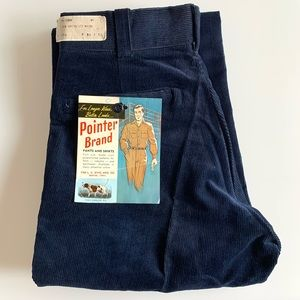 NWT Made In USA - Vintage Workwear Corduroy Pants